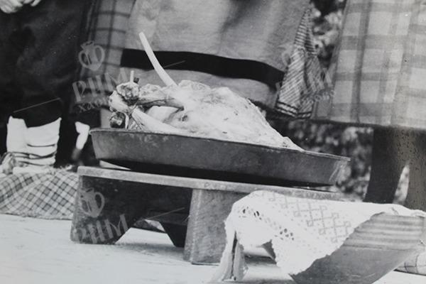 Георгьовско агне, м. Кенана, 1975 г.